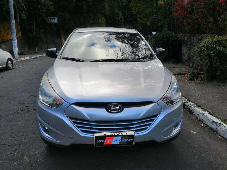 Hyundai Tucson 2011 - 115000 km