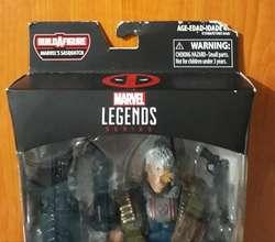 Marvel legends Cable Gi joe motu heman dc universe star wars