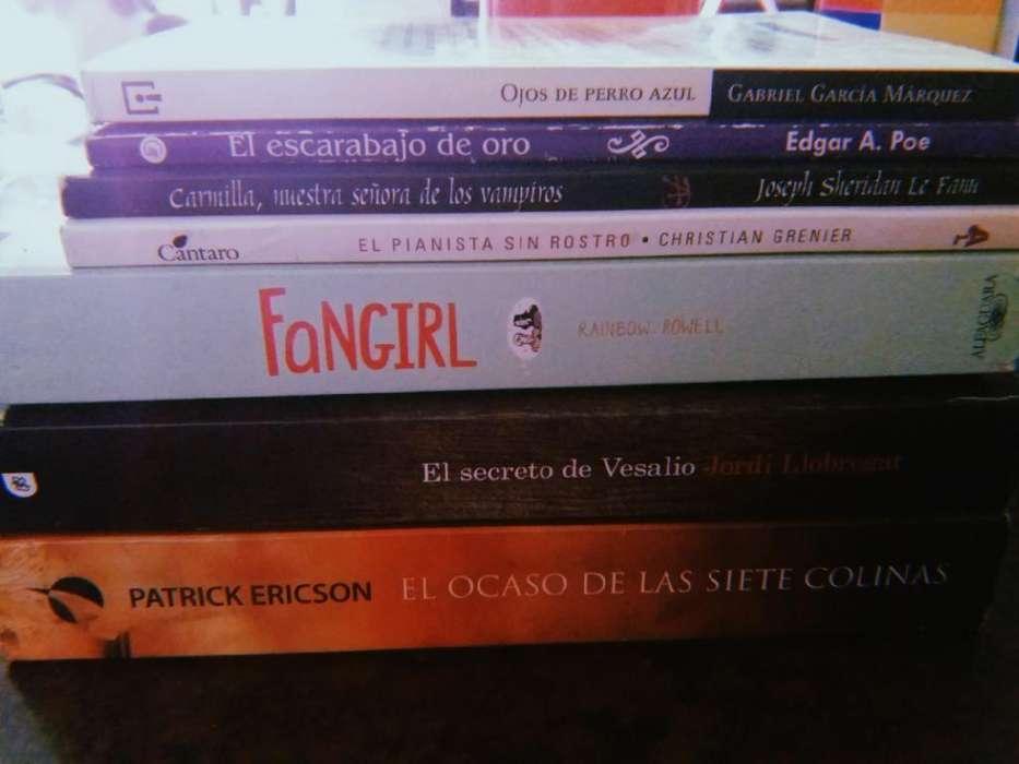 Libros;