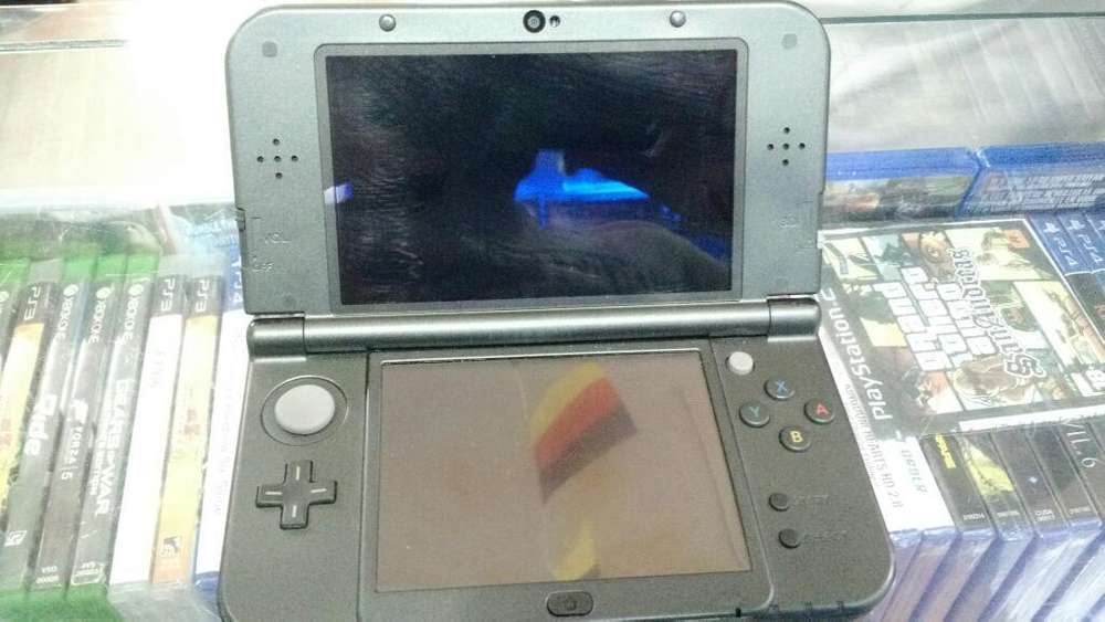 Nintendo New 3ds Xl Sd de 32gb Programad