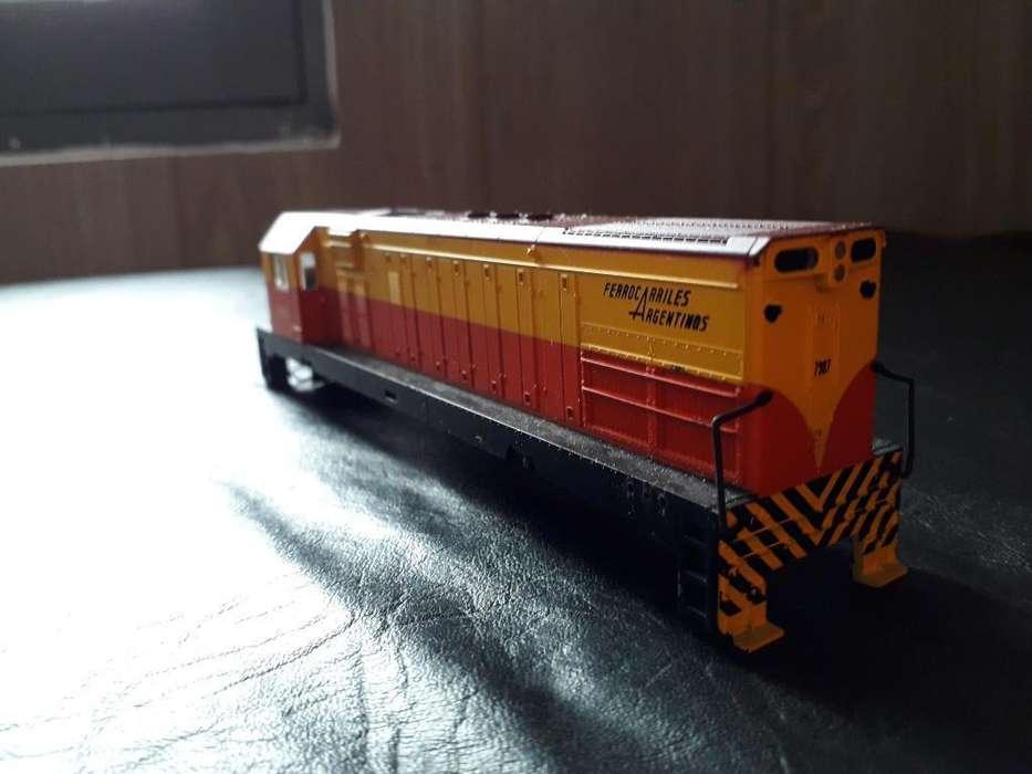 Carcaza Locomotora G22 Escala Ho