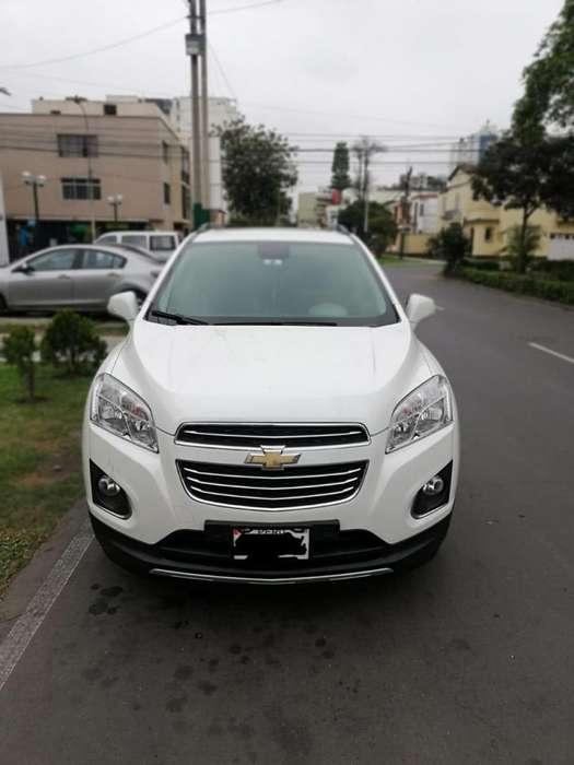 Chevrolet Tracker 2016 - 15534 km