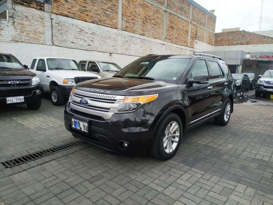 <strong>ford</strong> Explorer 2013 - 121352 km