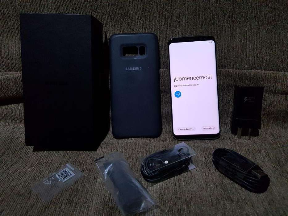 Vendo Samsung Galaxy S8 Liberado