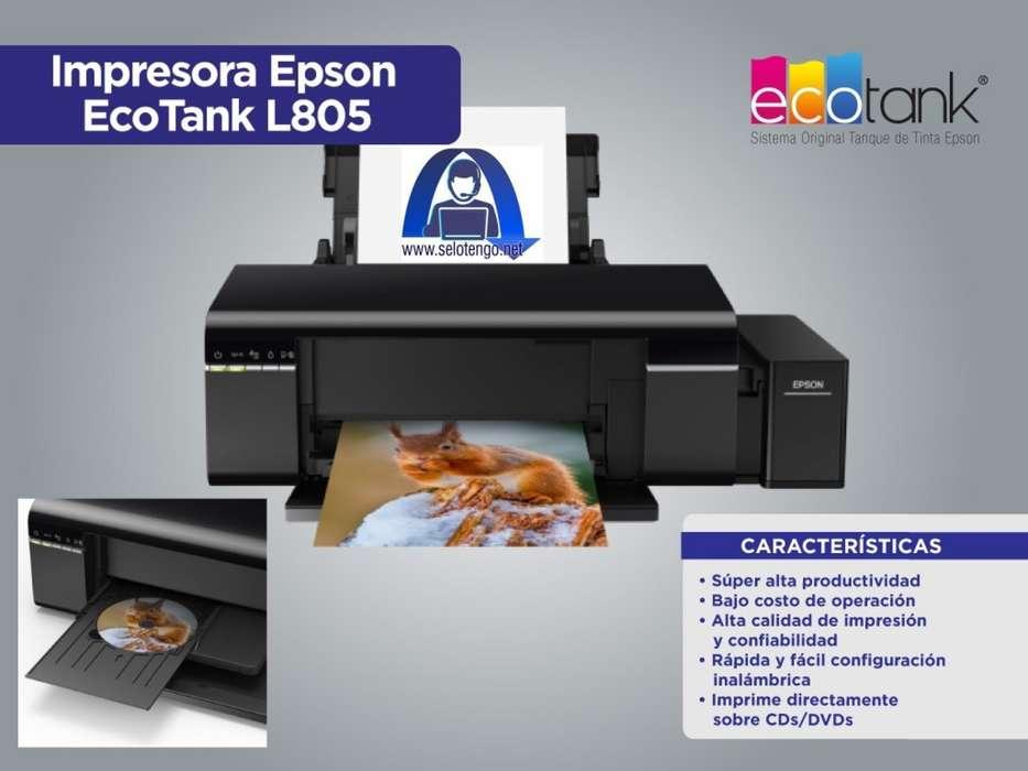 Impresora EPSON L805!! PROMOCIÓN