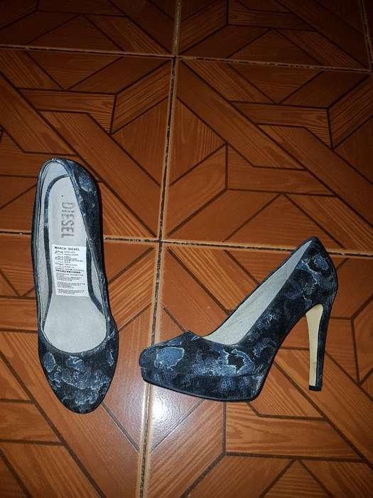 Zapatos Diesel Talla 8