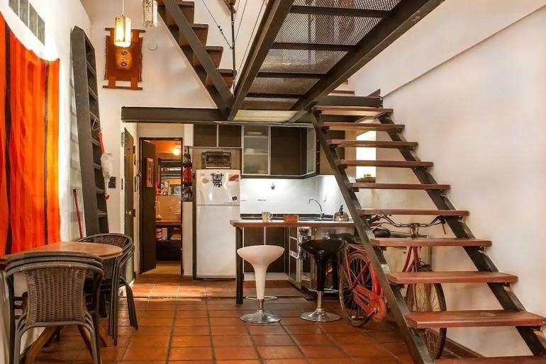 Alquiler Temporario 2 Ambientes Duplex, Salvador y Arevalo, Palermo