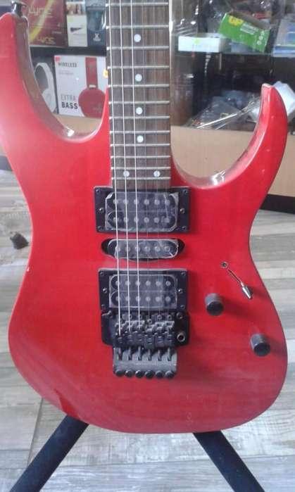 Guitarra Electrica Primer Puente Floyd Rose