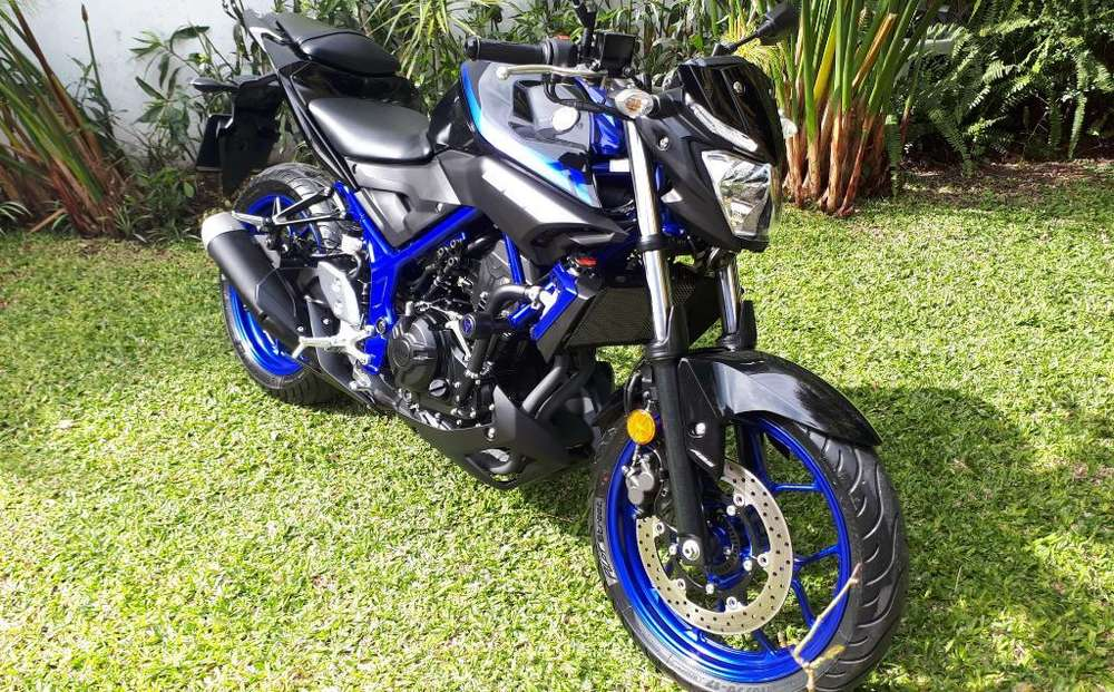 <strong>yamaha</strong> Mt03 2019 Impecable.!!!!!