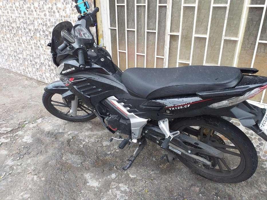 Vendo Moto Como <strong>nueva</strong>