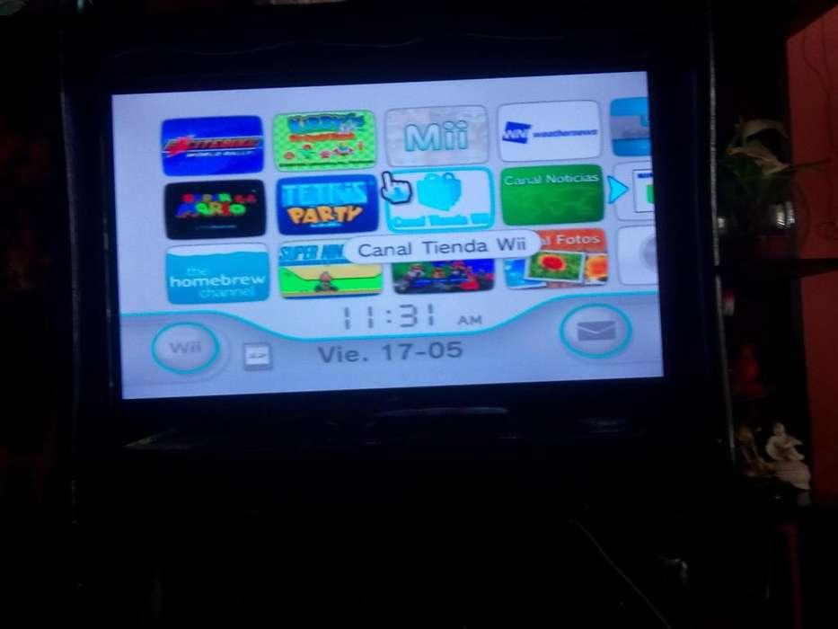 Nintendo Wii Family Edicion Usada