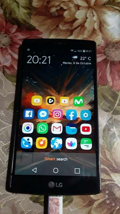 Lg G4 32 Gb Libre Impecable