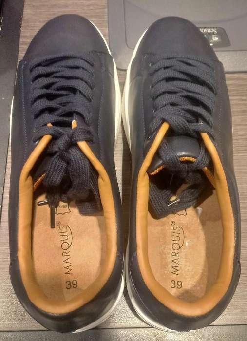 Zapatilla Zapato Marquis Talla 40