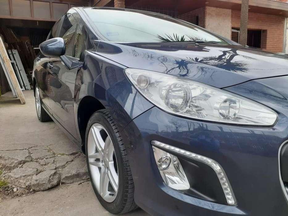 Peugeot 308 2014 - 55000 km