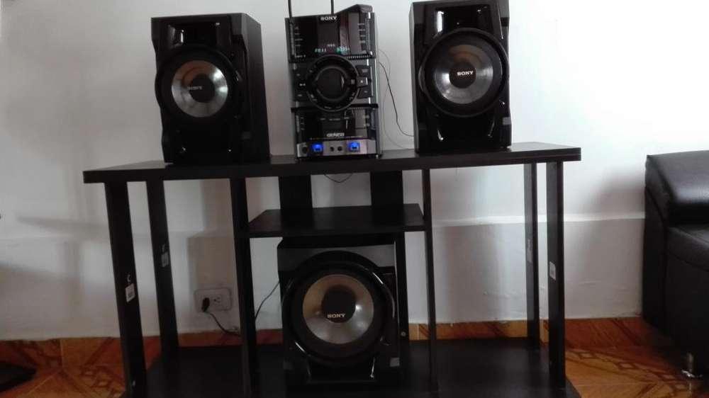 EQUIPO SONY GTR55 7900 WATTS