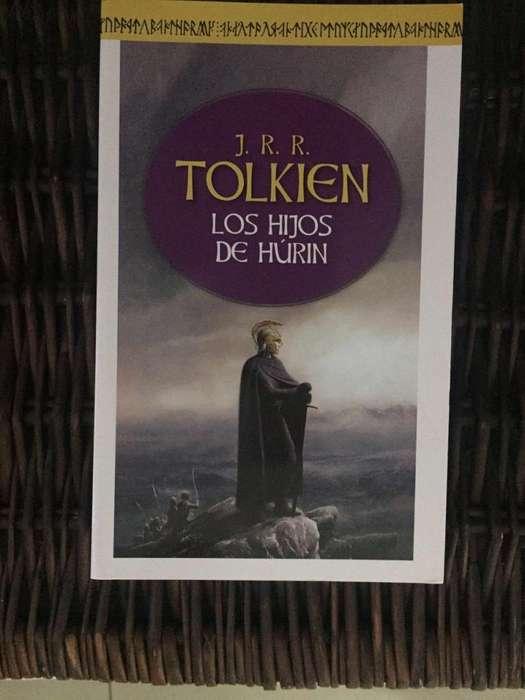 LIBRO J. R. R. TOLKIEN LOS HIJOS DE HÚRIN