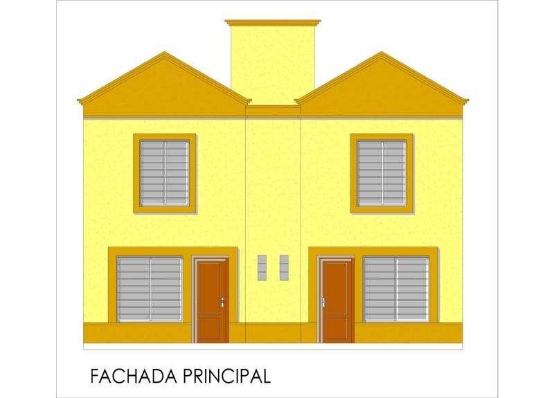 Bella Vista Alejandro Dumas 2075 Casa 2 Habitaciones