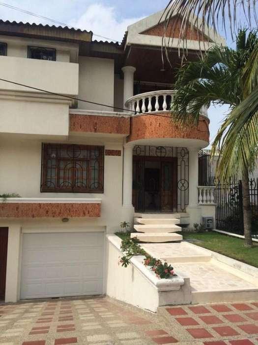 Cod. ABFNC-10424 Casa En Arriendo En Barranquilla <strong>villa</strong> Santos