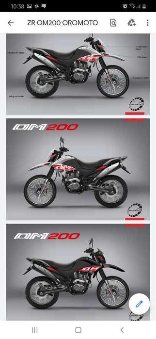 Moto Om200gy 2020