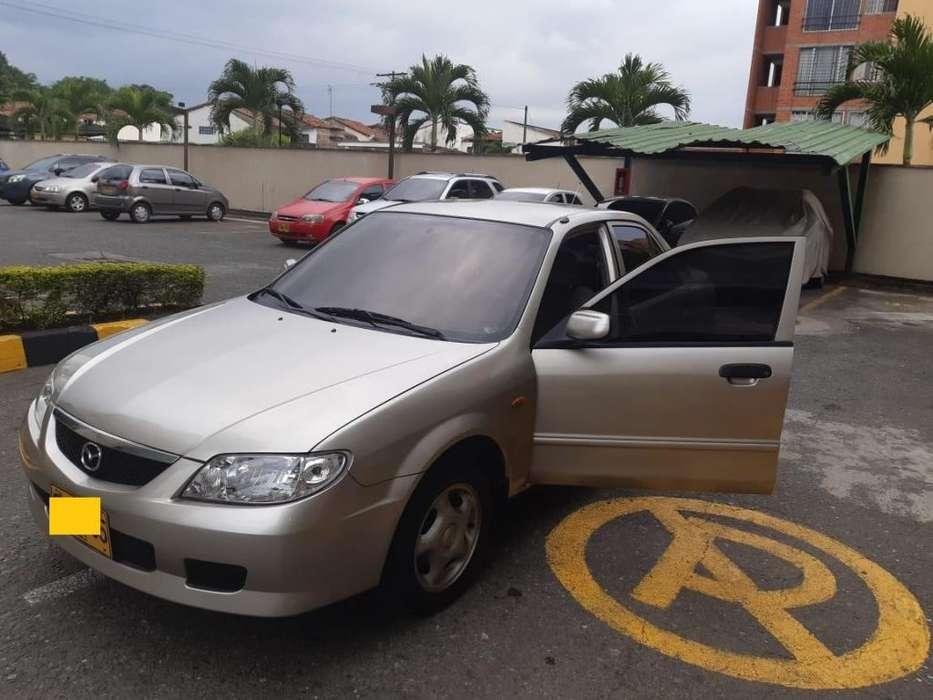Mazda Allegro 2002 - 230000 km
