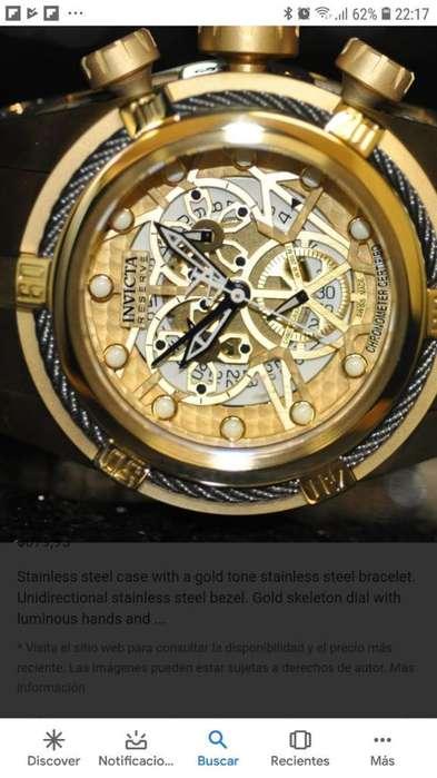 Reloj Invicta Reserve Tal 10 de 10