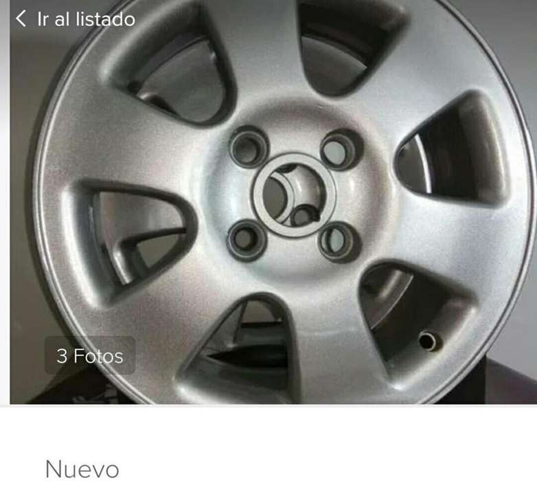 <strong>llanta</strong>s 4 de aleaciòn ford Mondeo MK1 y 2 195x60x15