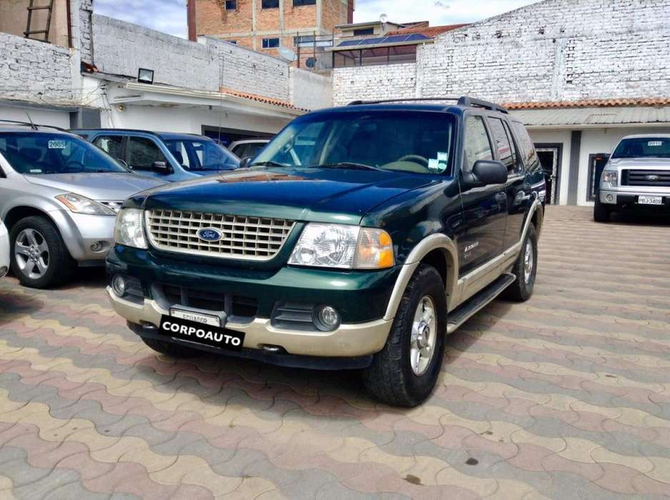 Ford Explorer 2006 - 162000 km