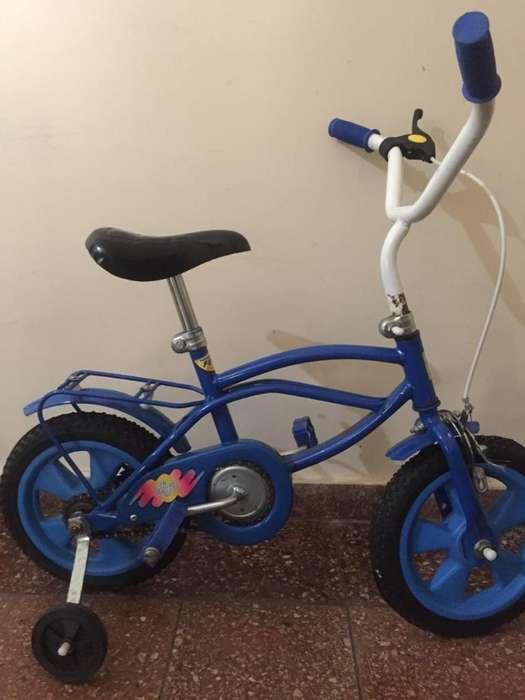 Bicicleta Rodado 12 Super Reforzada