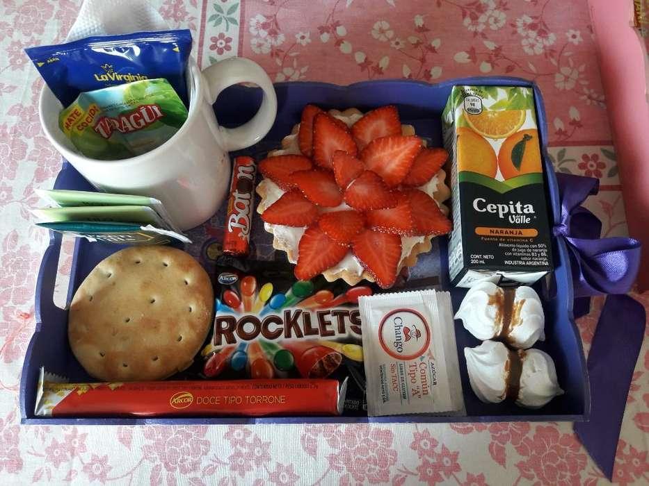 Desayunos Picadas Brindis