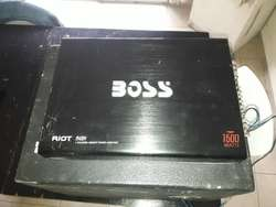 Boffer de 12 Tapa Boos 1600 4ccables.