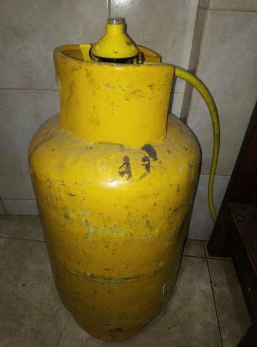 Cilindro Gas con Válvula