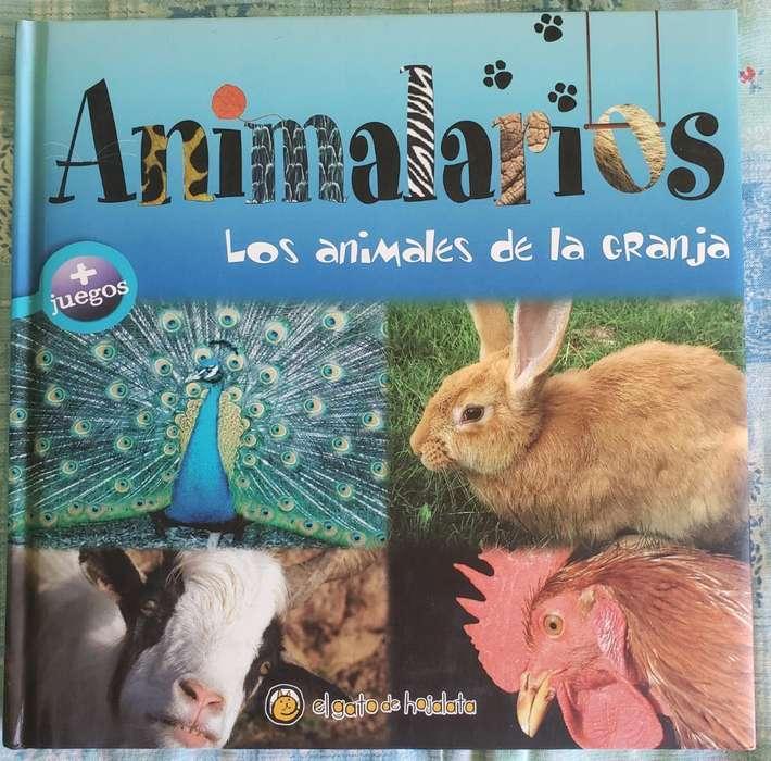 Libro Animalarios