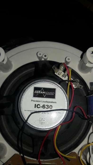 Parlantes Ic 630 Dream Sound