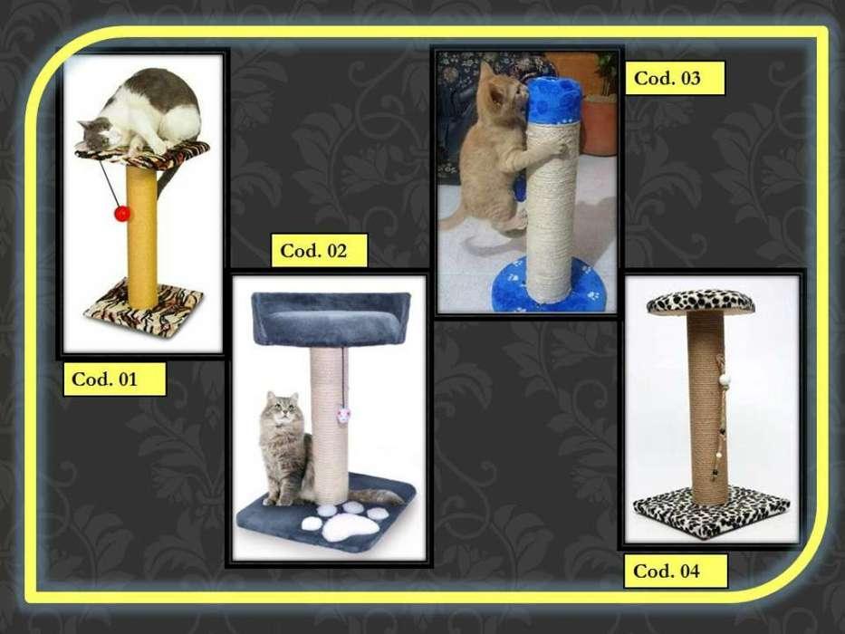 Gimnasios para Gatos. Precios de Fabrica