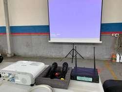 Alquiler de Video Beam Barranquilla 3007596690