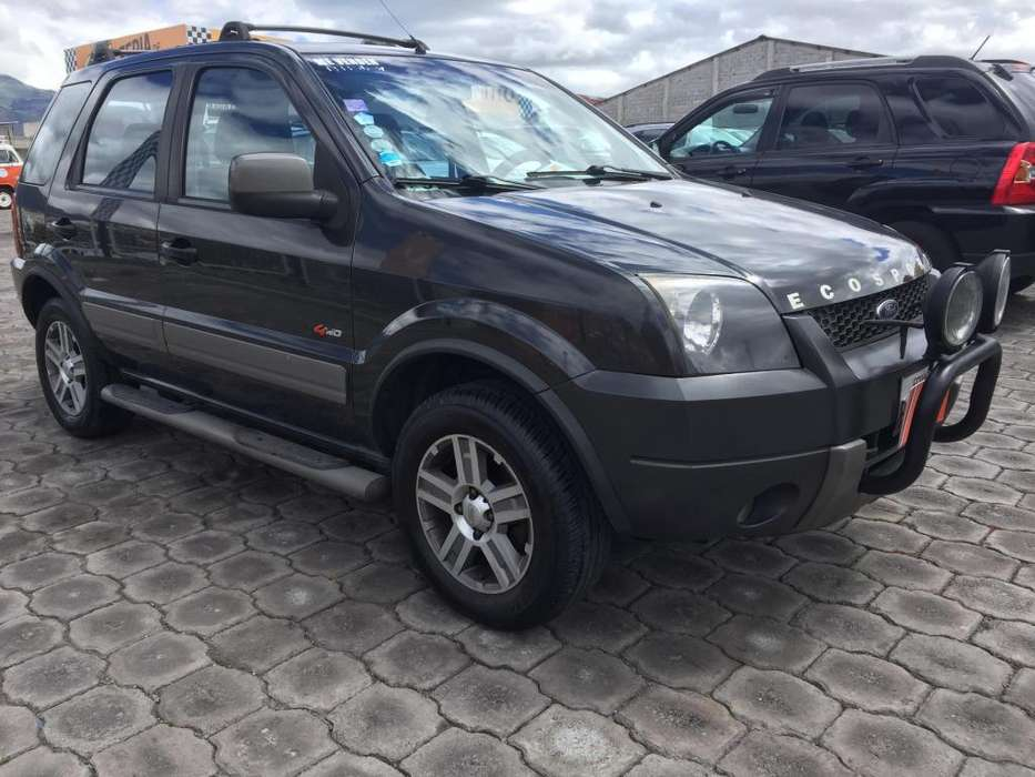 <strong>ford</strong> Ecosport 2006 - 190000 km