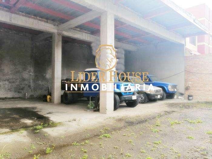 Se Vende Lindo Sitio Comercial de 162m2, Ave Los Andes, (Totoracocha)