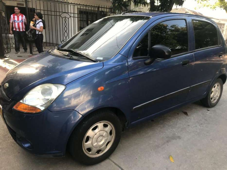 Chevrolet Spark 2011 - 92000 km