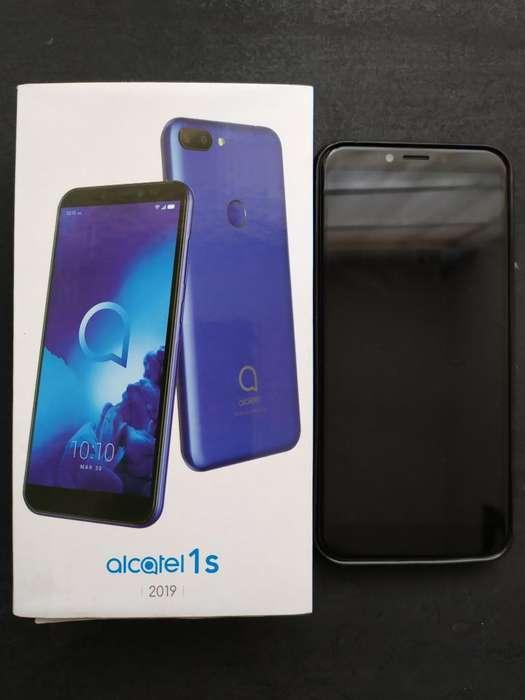 Celular Alcatel 1s