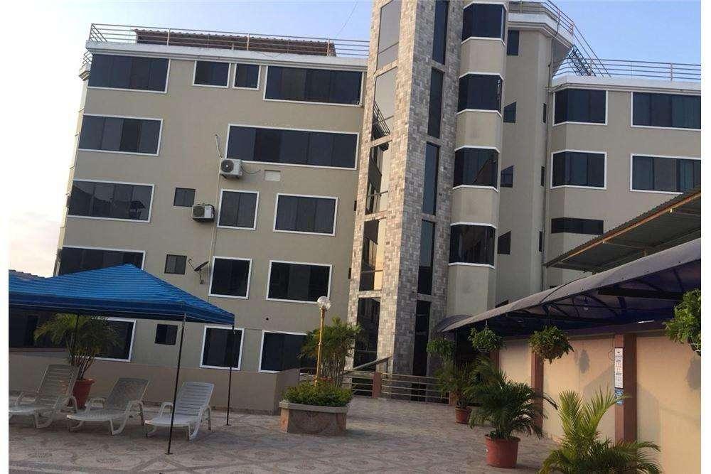 Hotel de Venta en Manta con vista al mar zona sur
