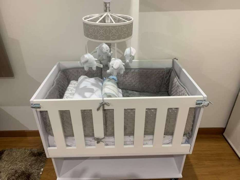 Moises Cuna para Bebe