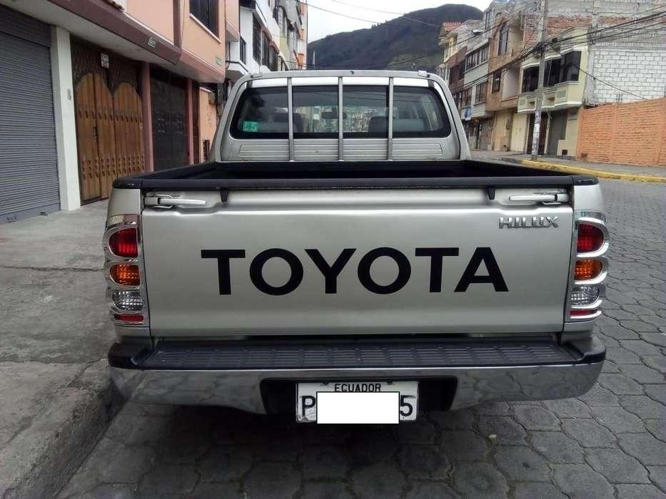 VENDO Toyota Hilux D.C. .2008