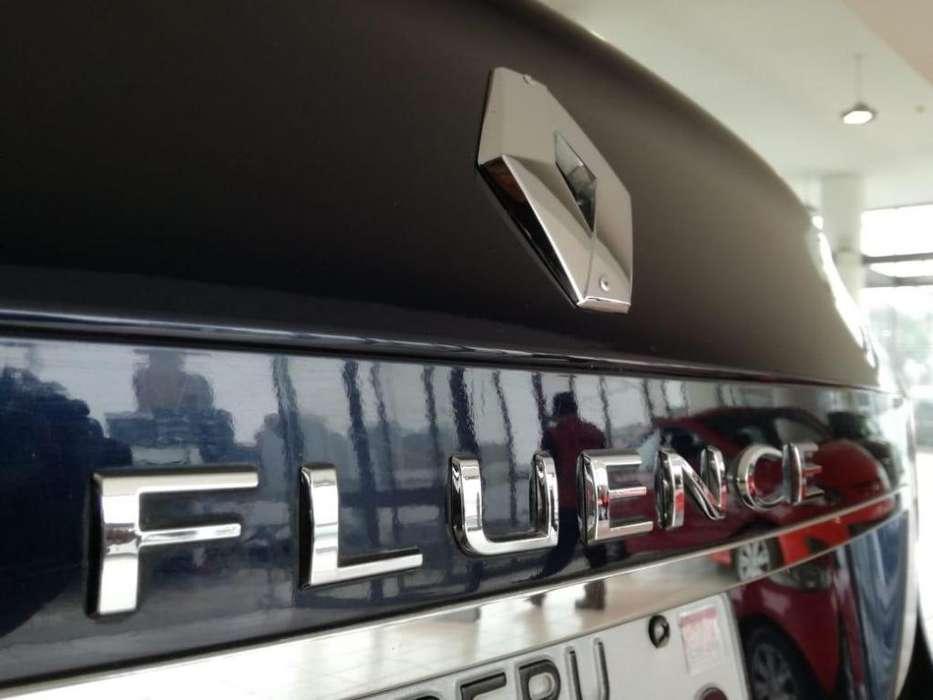 Renault Fluence 2012 - 90091 km