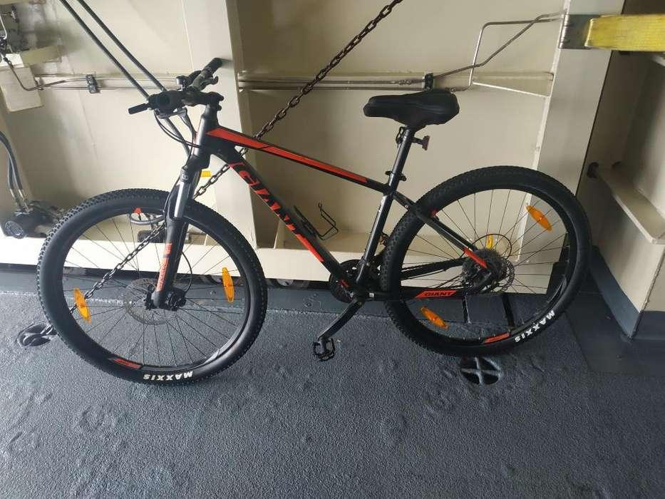 Bicicleta Todo Terreno Casi Nueva