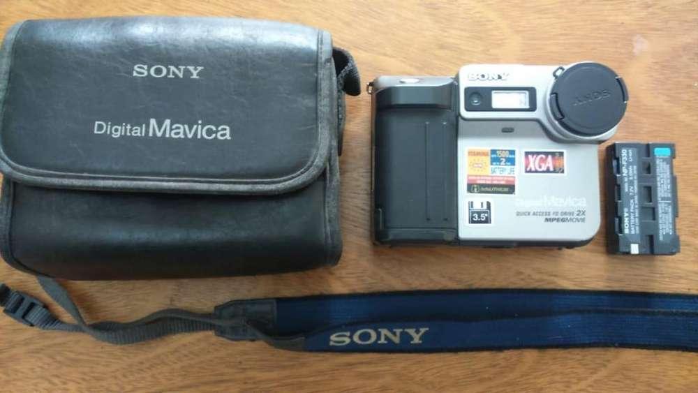 Sony Mavica - Digital