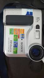 Camara Digital Mavica de Sony