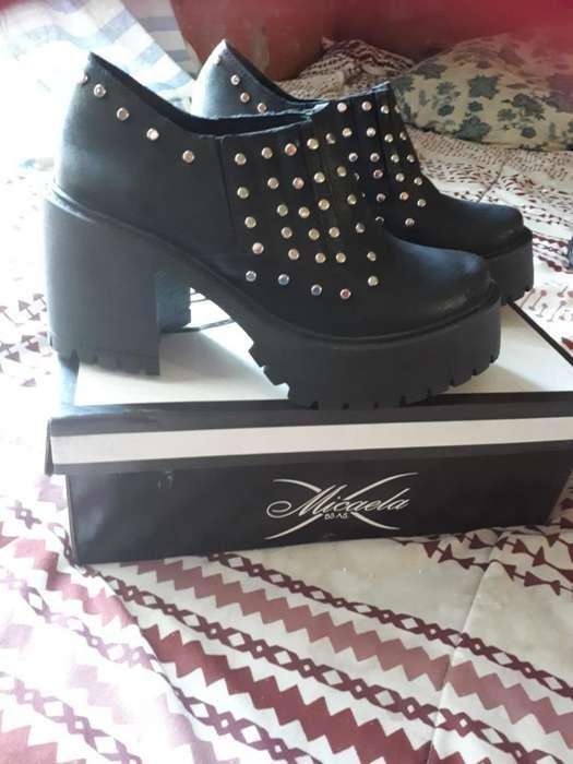 Zapato Micaela Numero 37 Nuevos