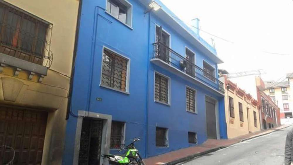 Oportunida Vendo Casa en Centro D Quito