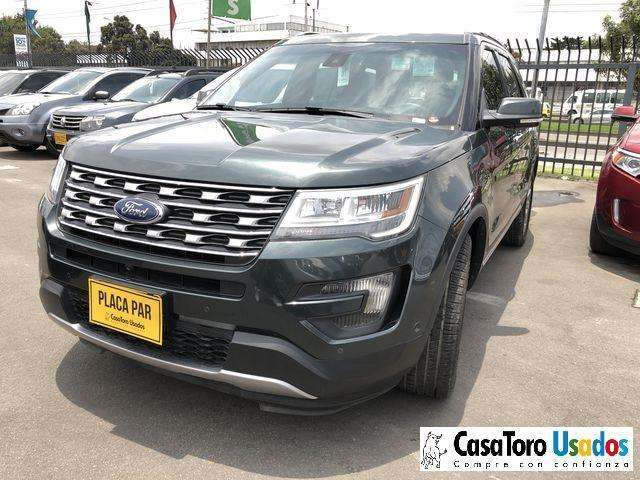 Ford Explorer 2016 - 59524 km