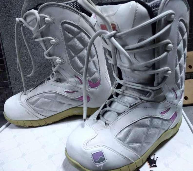 Botas Snowboard Nidecker (Mujer)
